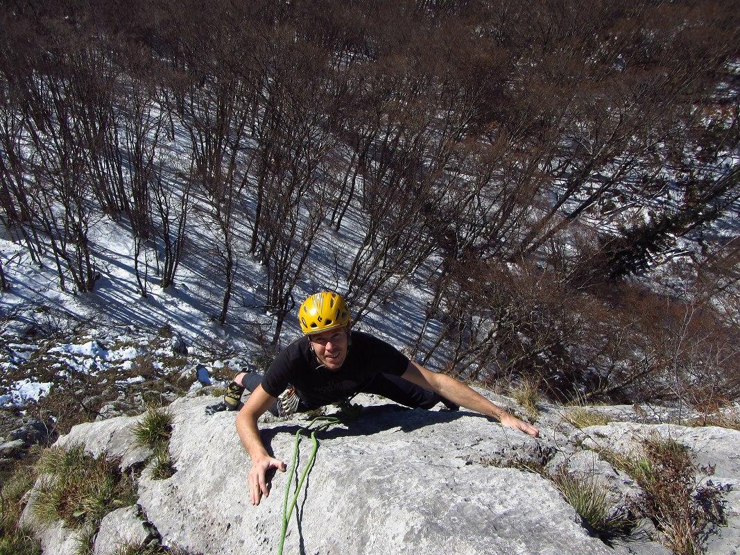 grimpée de la sambuy